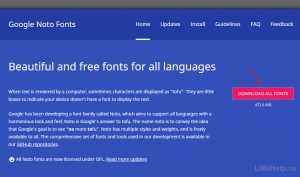 Download All Fonts